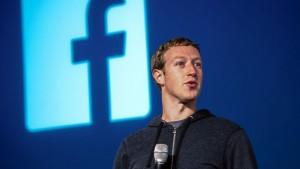 Mark Zuckerberg fondatore di Facebook