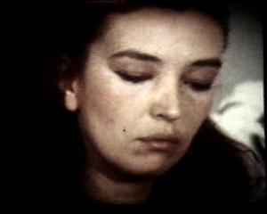 fotogramma dal filmamour et joie sont ma vie. mia madre e attrice ornella cervoni