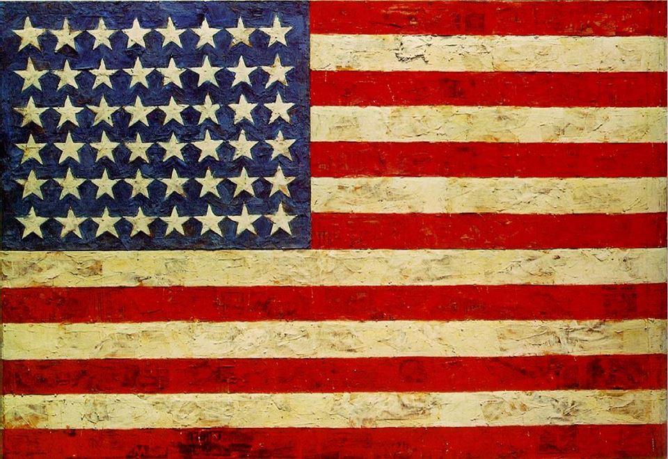 Flag-Jasper-Johns