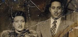 Henrietta Lacks e suo marito, 1945 circa