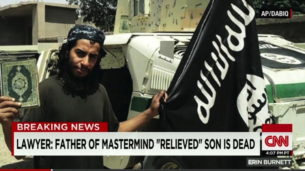 dagli Stati Uniti all'Europa la glorificazione dei terroristi è totale. si crea il modello per farvi identificare un bastevole numero di psicolabili