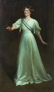 pankhusrt suffragette