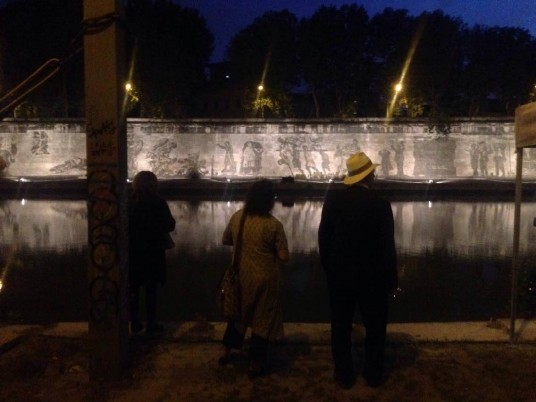 William-Kentridge-Triumphs-and-Laments-Roma-4