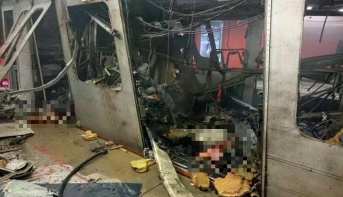 il dna del terrore Jiahdista strage metro di bruxelles 2016
