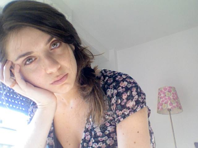 La giornalista Silvia Buffo (oggi per la testata fanpage)