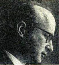 Aldo Rosselli in una foto New Yorkese del 1960