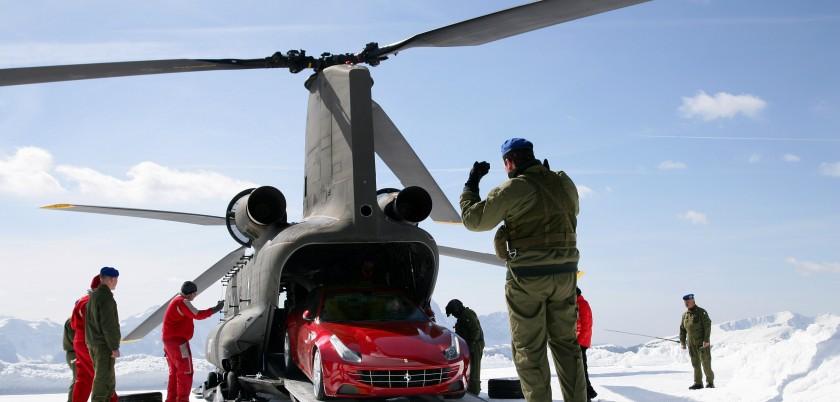 Elicottero Italiano : Rigopiano è strage di stato colposa la questione