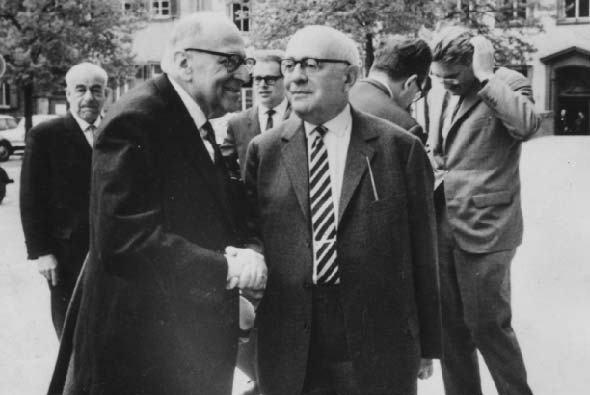 Horkheimer e Adorno, Autori di Dialettica dell'illuminismo