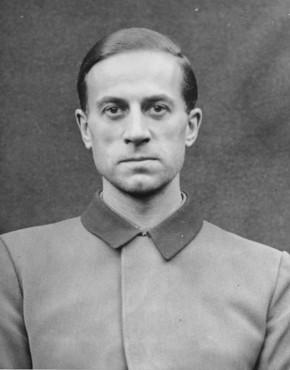 Karl Brandt, medico personale di Hitler e iniziatore del Programma T4 (qui in una foto del 1947).