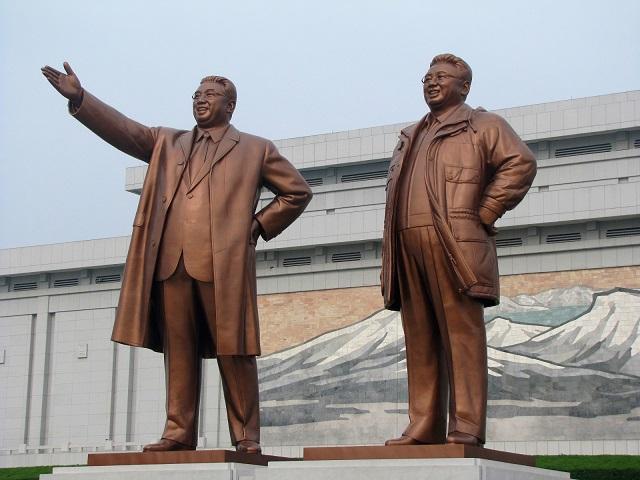Corea del Nord Kim Il Sung Kim Jong Il