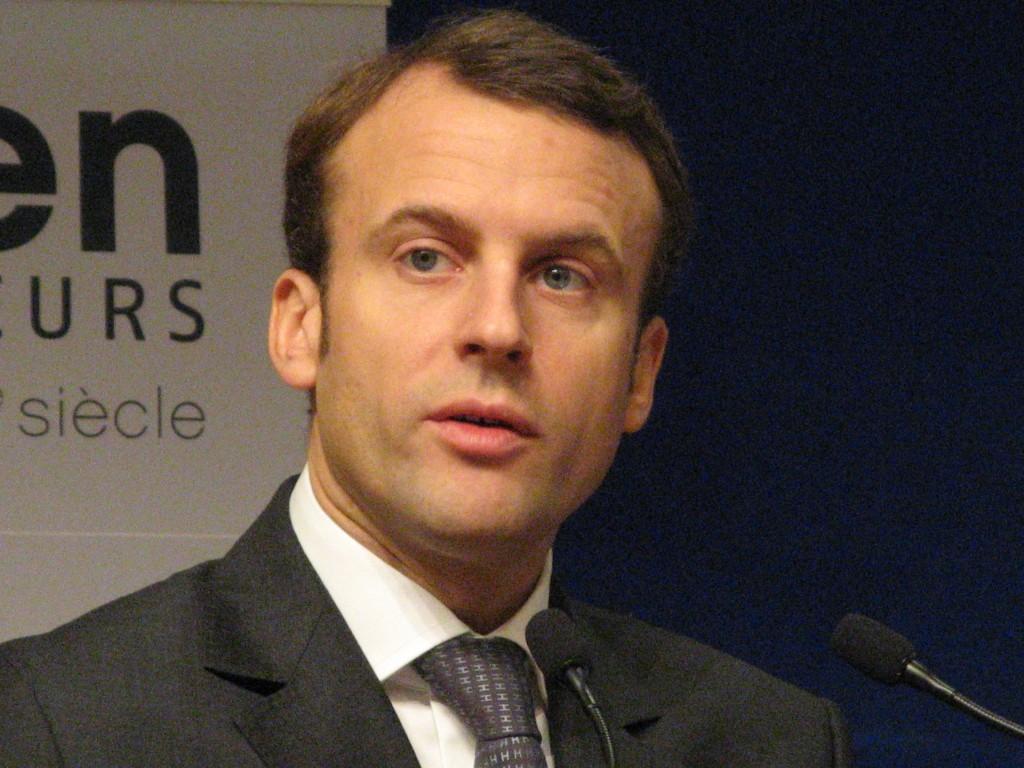 Francia Emmanuel Macron