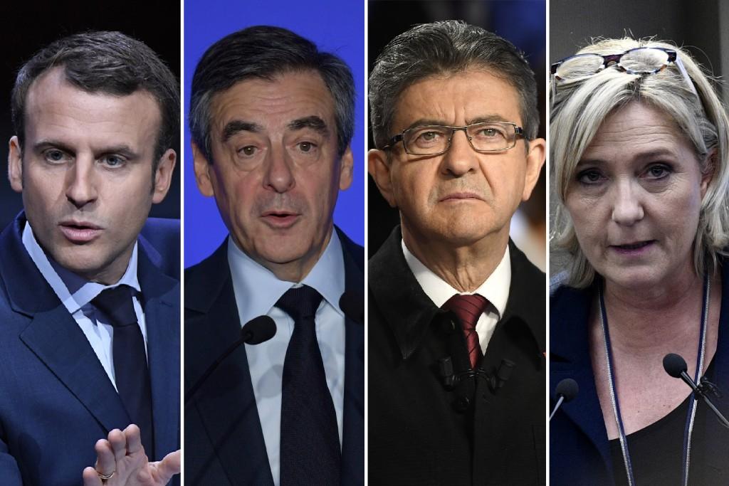 Francia Presidenziali
