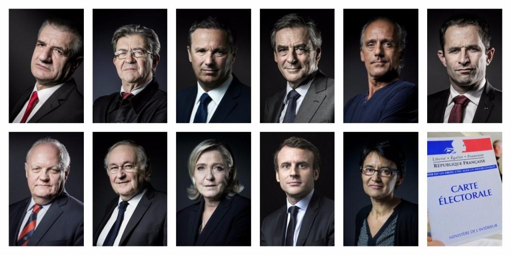 Francia Presidenziali 2