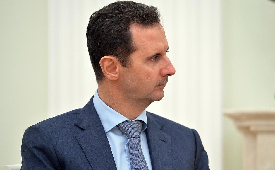 Siria Bashar al-Assad