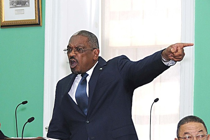 Bahamas Hubert Minnis