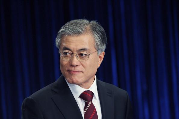Corea Moon Jae-in
