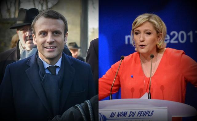 Francia Macron Le Pen