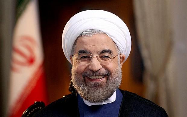 Iran Hassan Rouhani