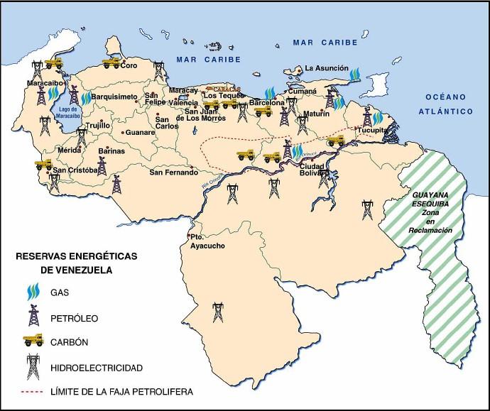 Petrolio Venezuela