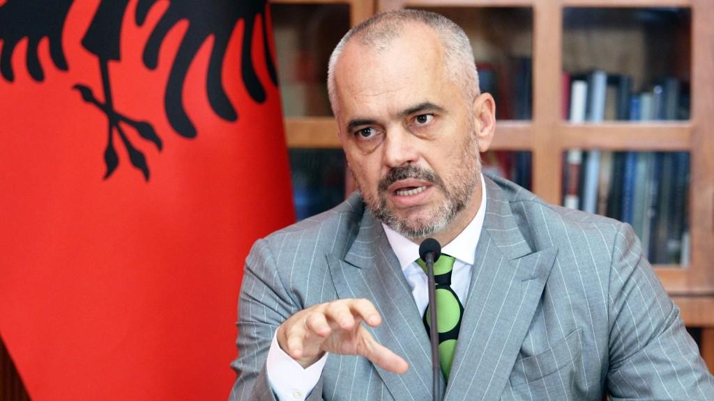 ALBANIA-EU-POLITICS-RAMA
