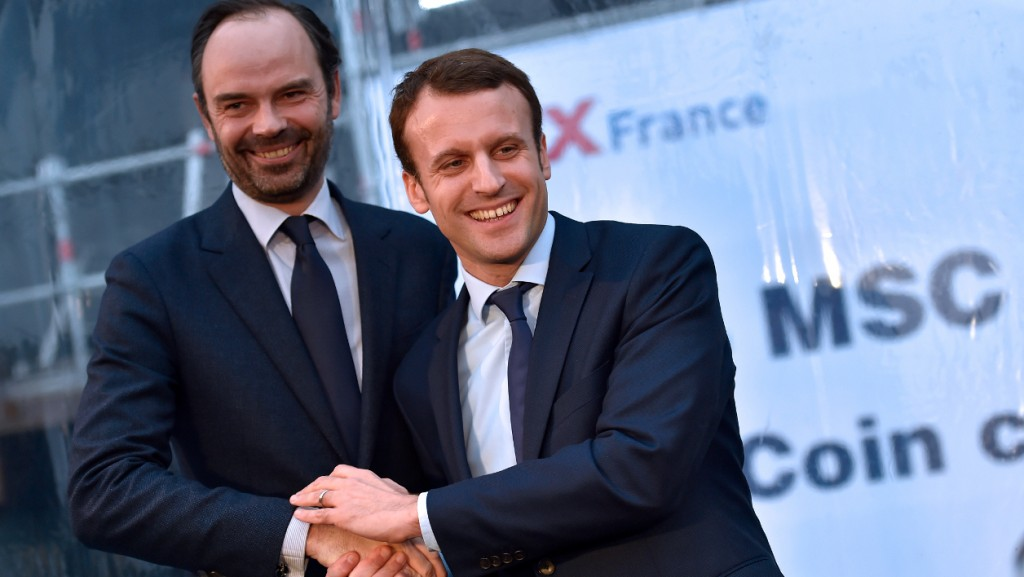 Francia Macron Philippe