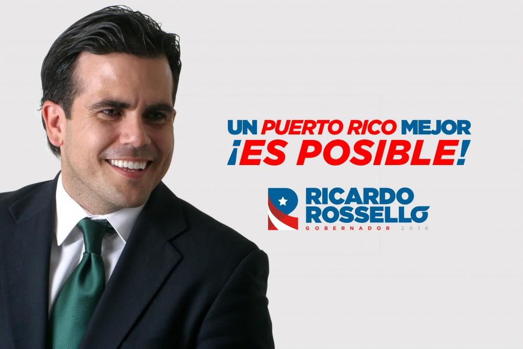 Puerto Rico Ricardo Rossello