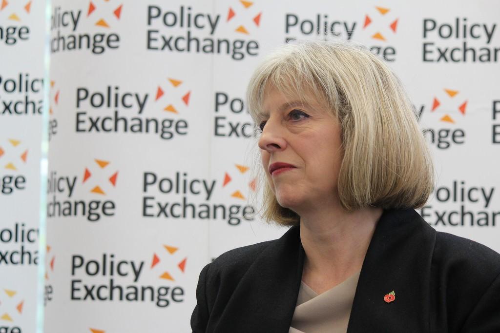 UK Theresa May