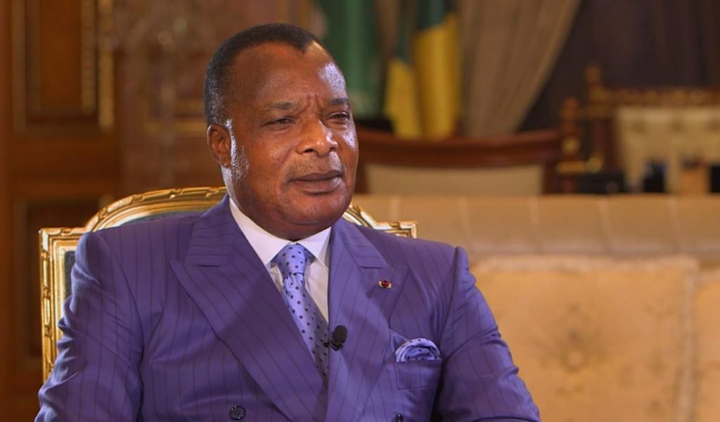 Congo Denis Sassou Nguesso