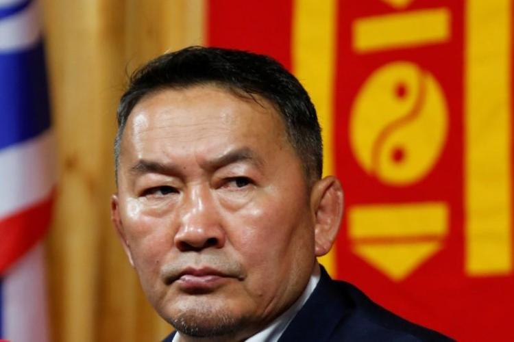Mongolia Khaltmaa Battulga