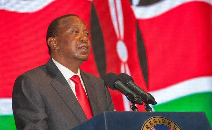 Kenya Uhuru Kenyatta2