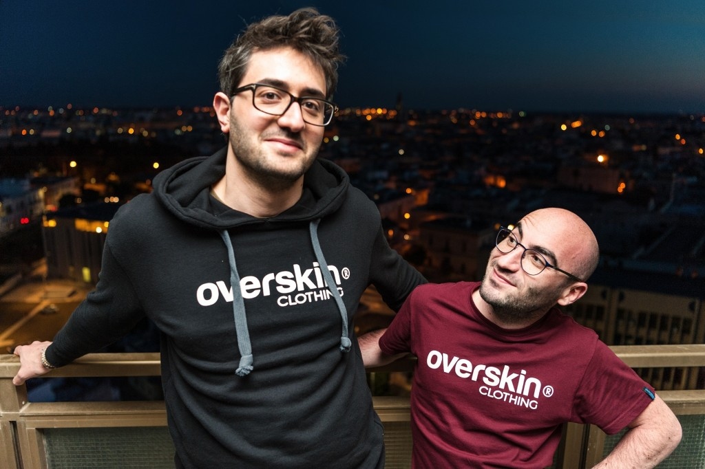 Overskin Clothing