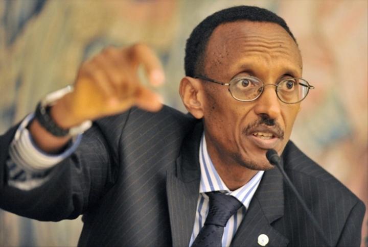 Ruanda Paul Kagame