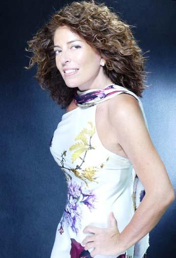 La pianista Cristiana Pegoraro, direttrice artistica e fondatrice del Narnia Festival