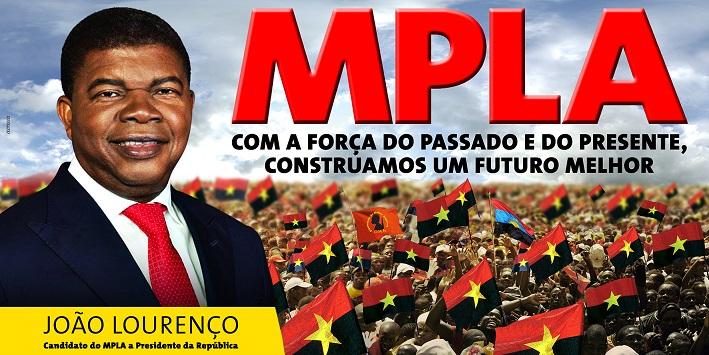 Angola Joao Lourenço