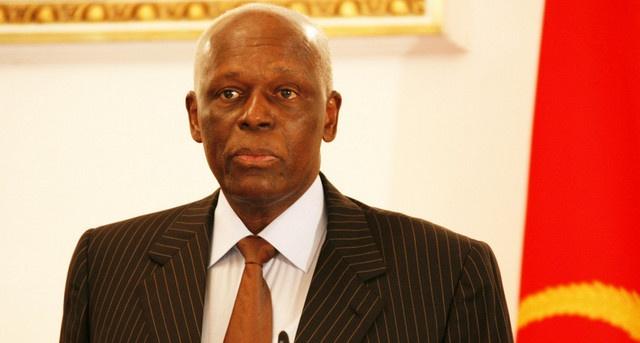 Angola José Eduardo dos Santos