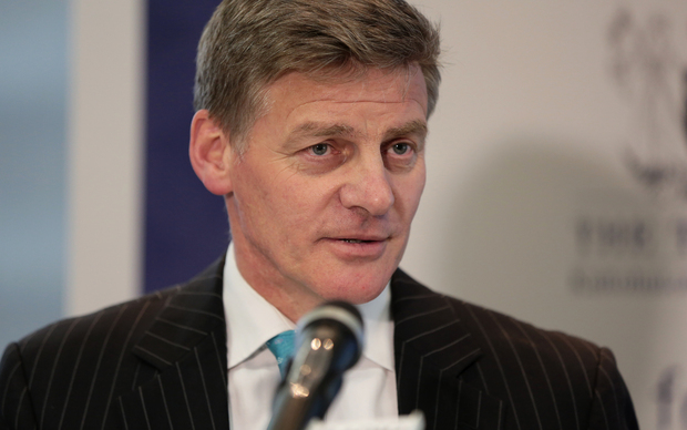 NZ Bill English