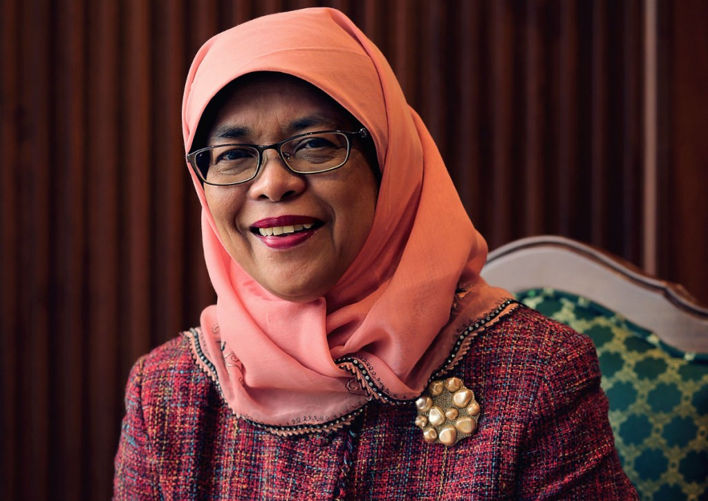 Singapore Halimah Yacob