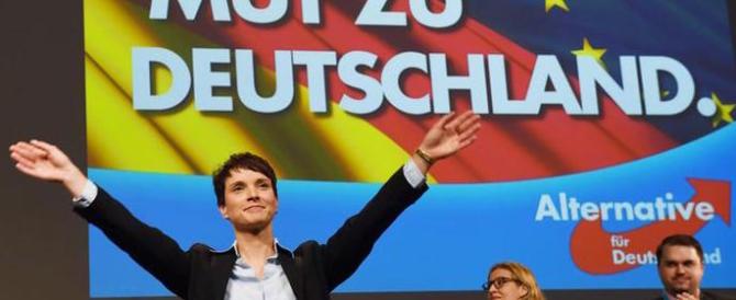 partito di estrema destra Alternative für Deutschland