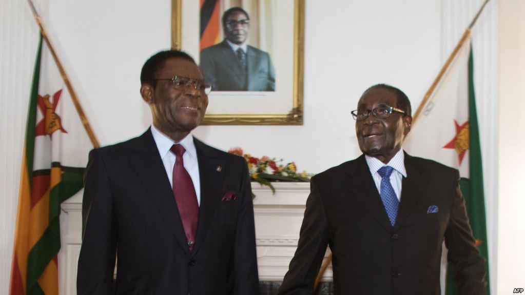 Mugabe Nguema