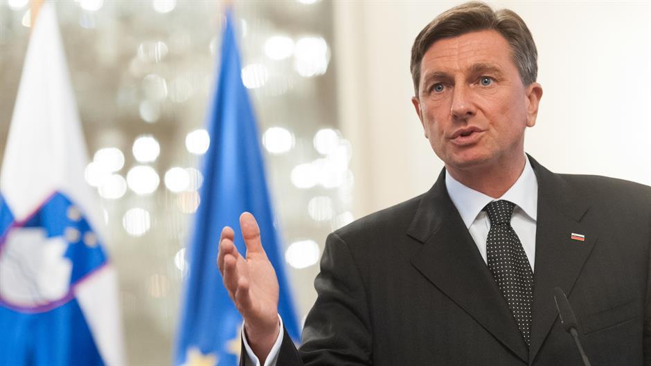 Slovenia Borut Pahor 2
