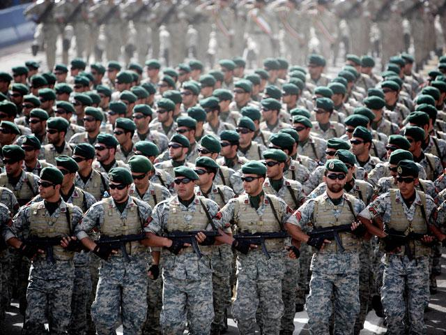 esercito-iraniano