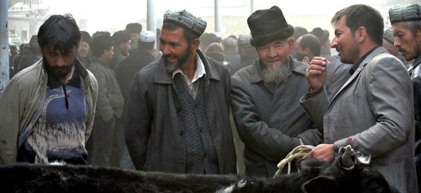 Uighuri-cina