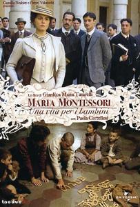 """Paola Cortellesi in """"Maria Montessori - Una vita per i bambini"""" di Gianluca Maria Tavarelli 2007"""