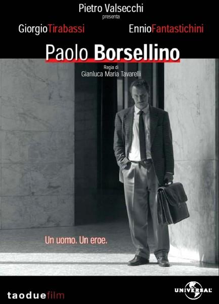 Paolo Borsellino regia di Gianluca Maria Tavarelli 2004