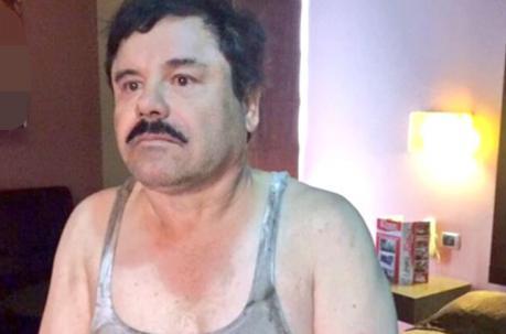Joaquino Guzman detto El Chapo