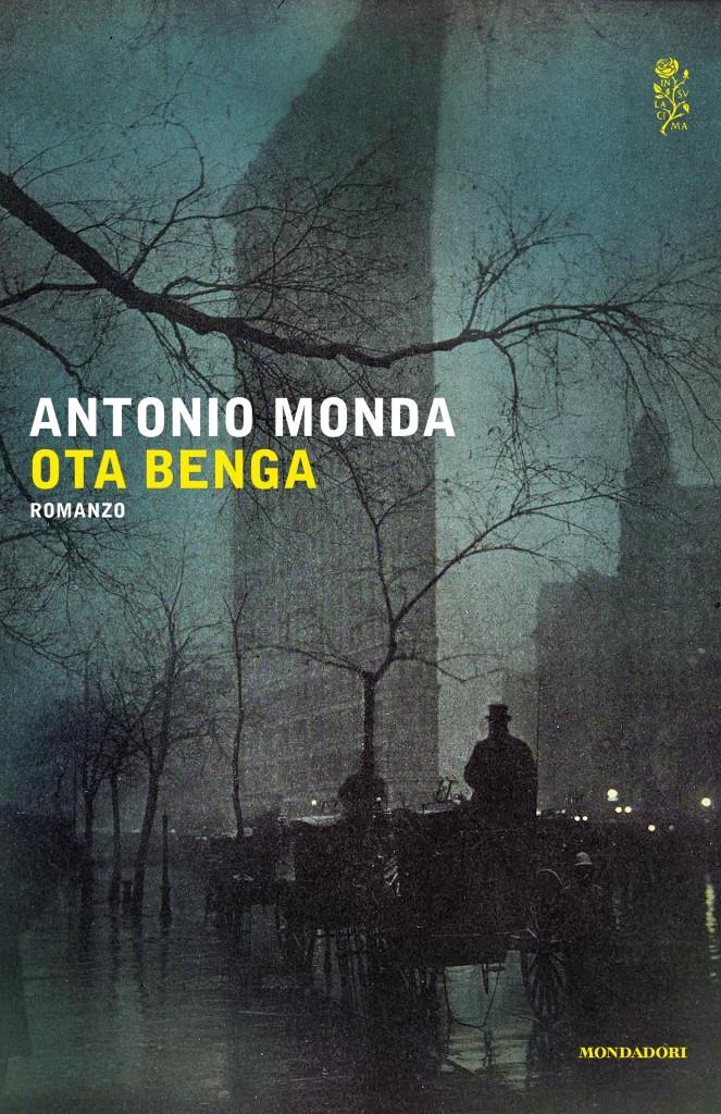 Ota Benga, terzo libro della decalogia americana