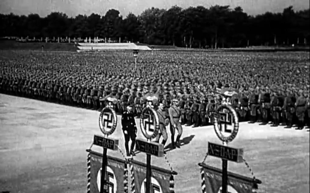 masse oceaniche naziste