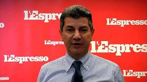 Luigi Vicinanza direttore l'Espresso