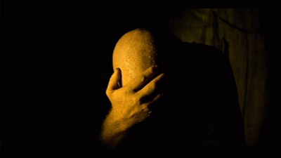 Marlon Brando nei panni del colonnelo Kurtz di Apocalypse Now del 1979 diretto da Francis Ford Coppola