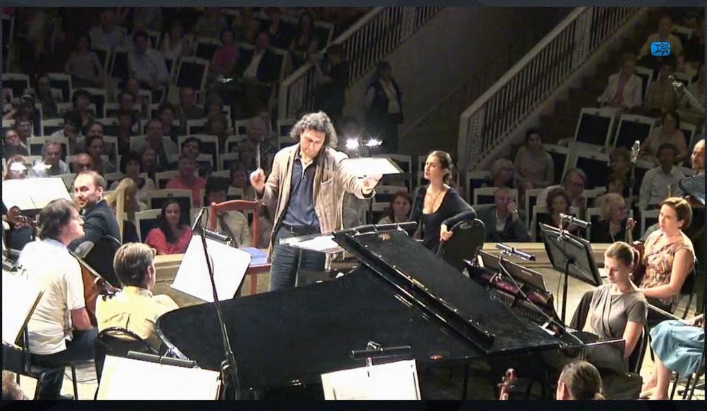 natasha pavlova, Vladimir Yurovsky, Svetlanov Symphony Orchestra and the Moscow Conservatory Chamber